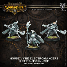 Retribution House Vyre Electromancers